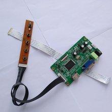 for B140HAN02 0 14 monitor 1920X1080 Controller board KIT VGA EDP LED SCREEN display HDMI DIY
