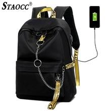 USB محمول على ظهره النساء الرجال مقاوم للماء مكافحة سرقة حقيبة السفر حقيبة مدرسية للمراهقين بنين بنات الطلاب Bookbag Mochila