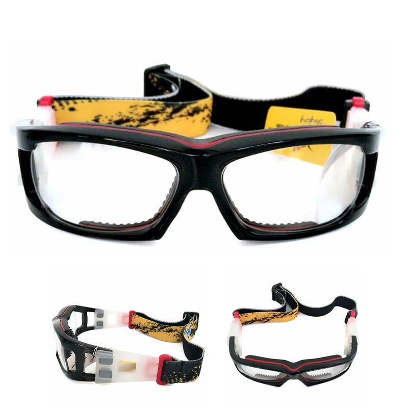 548ba34088 Gafas de ciclismo para hombre, fútbol, baloncesto, gafas protectoras para  PC, deportes al aire libre, gafas de esquí, montura, lentes para hombre,  gafas ...