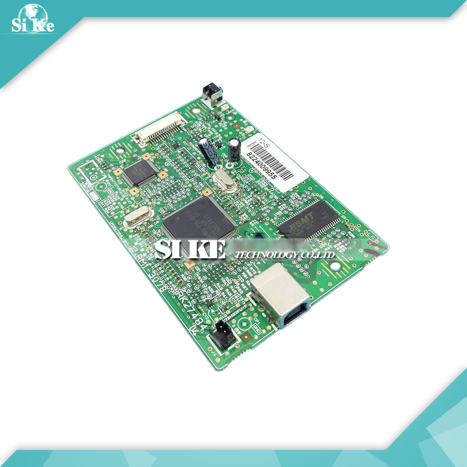 100% Test Formatter board for Canon LBP2900 LBP3000 LBP 2900 3000 RM1-3126 RM1-3078 Main board on sale 100% test main board for canon lbp5100 lbp 5100 rm1 3515 formatter board mainboard on sale