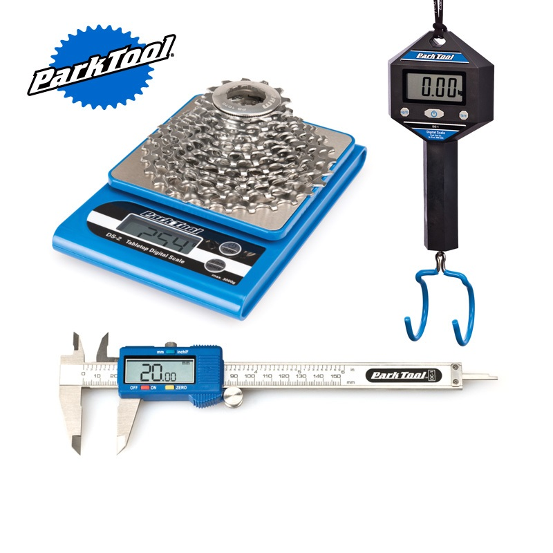 NEW Park Tool DS-2 Tabletop Digital Scale