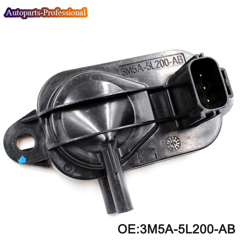 YAOPEI Different Exhaust Gas Pressure Sensor DPF Sensor For Ford Focus <font><b>1415606</b></font> 3M5A-5L200-AB High Quality image
