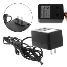 US Plug AC Power Input is 110 240V 60Hz Output is DC 9V 850mA  Adapter Cable For NES Super Nintendo SNES Sega Genesis