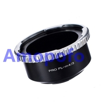 Amopofo PL-M4/three Adapter,For ARRI Arriflex PL Lens to For Olympus M4/three Micro4/three  Digicam Adapter Ring