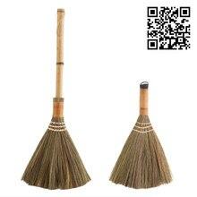 Vanzlife деревянный пол подметальная метла мягкая шерсть мех домашний пол чистящие инструменты ручная архаичная метла уборочная машина