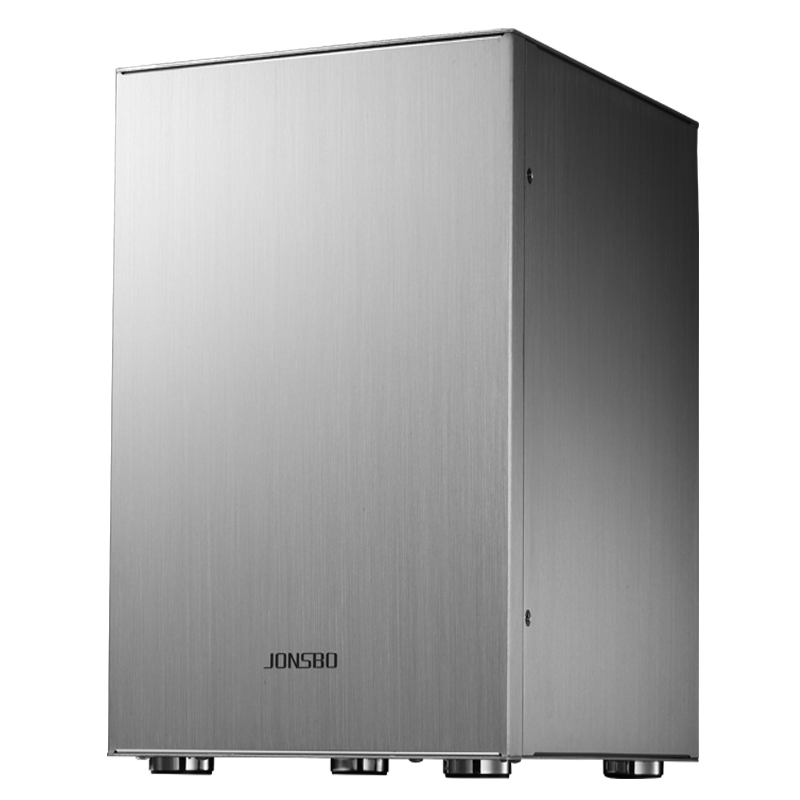 JONSBO josiberg C3 box full aluminum chassis MATX case. Support MicroATX motherboard ATX power supply. jonsbo rm2 aluminum chassis atx small chassis support atx motherboard atx power supply