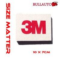 10X Soft Car Wrapping Vinyl Film Install 3M Wool Squeegee Tool 10x7cm Charm New