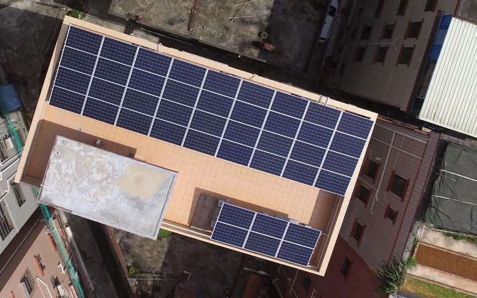 Panneaux solaires Bateau 3000 W 3KW 24 v 300 w Module Solaire 10 pièces Batterie Solaire Pour Système Domestique Hors Réseau Toit Camp Camping-Car Yacht Marin