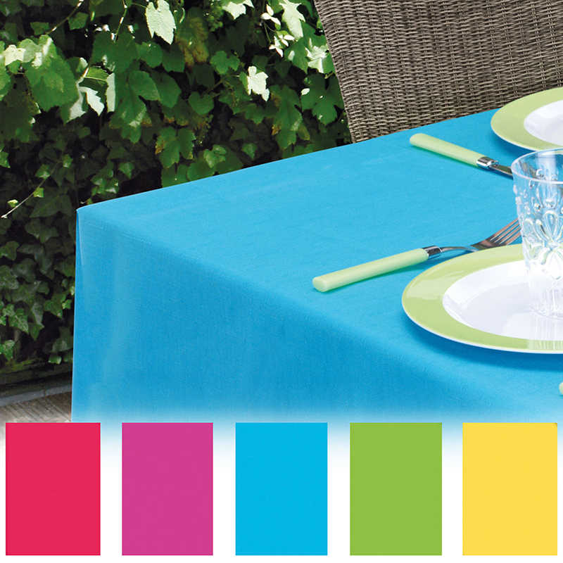 1 Pcs 137cm*183cm  Plastic Disposable Tablecloth Solid Color Wedding Birthday Party Table Cover Rectangle Desk Cloth Wipe Covers