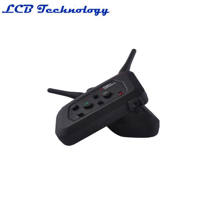 Venda quente do Futebol Árbitro V4C2 Intercomunicador Fone de Ouvido Fone de Ouvido Sem Fio fone de Ouvido Intercomunicador 2 PC/LOTE
