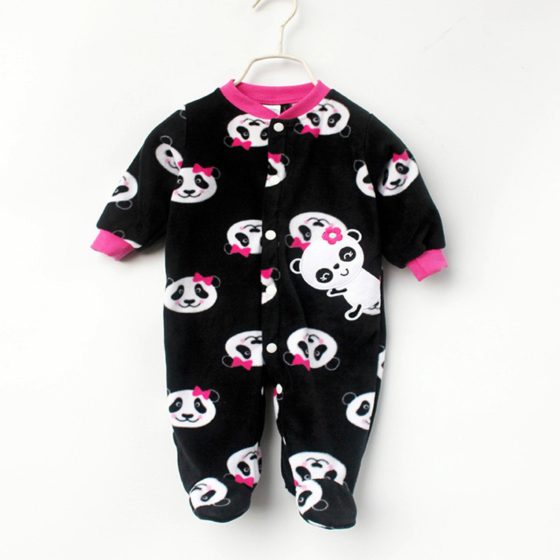 Brands Baby Clothes Costumes Fleece For Newborn Baby Clothes Boy Girl Romper Baby Clothing Overalls Jumpsuit Winter Clothes baby rompers costumes fleece for newborn baby clothes boy girl romper baby clothing overalls ropa bebes next jumpsuit clothes