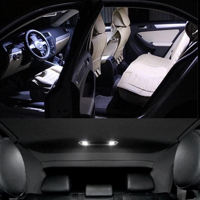 18pcs Canbus Led Interior Light Kit For Audi A4 S4 B6 B7 Sedan Avant