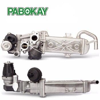 Zawór Egr Chłodnica Dla VW Passat CC Scirocco Sharan Tiguan Beetle Caddy EOS Golf MK Plus 03L131512BB 03L131512AT 03L131512CF