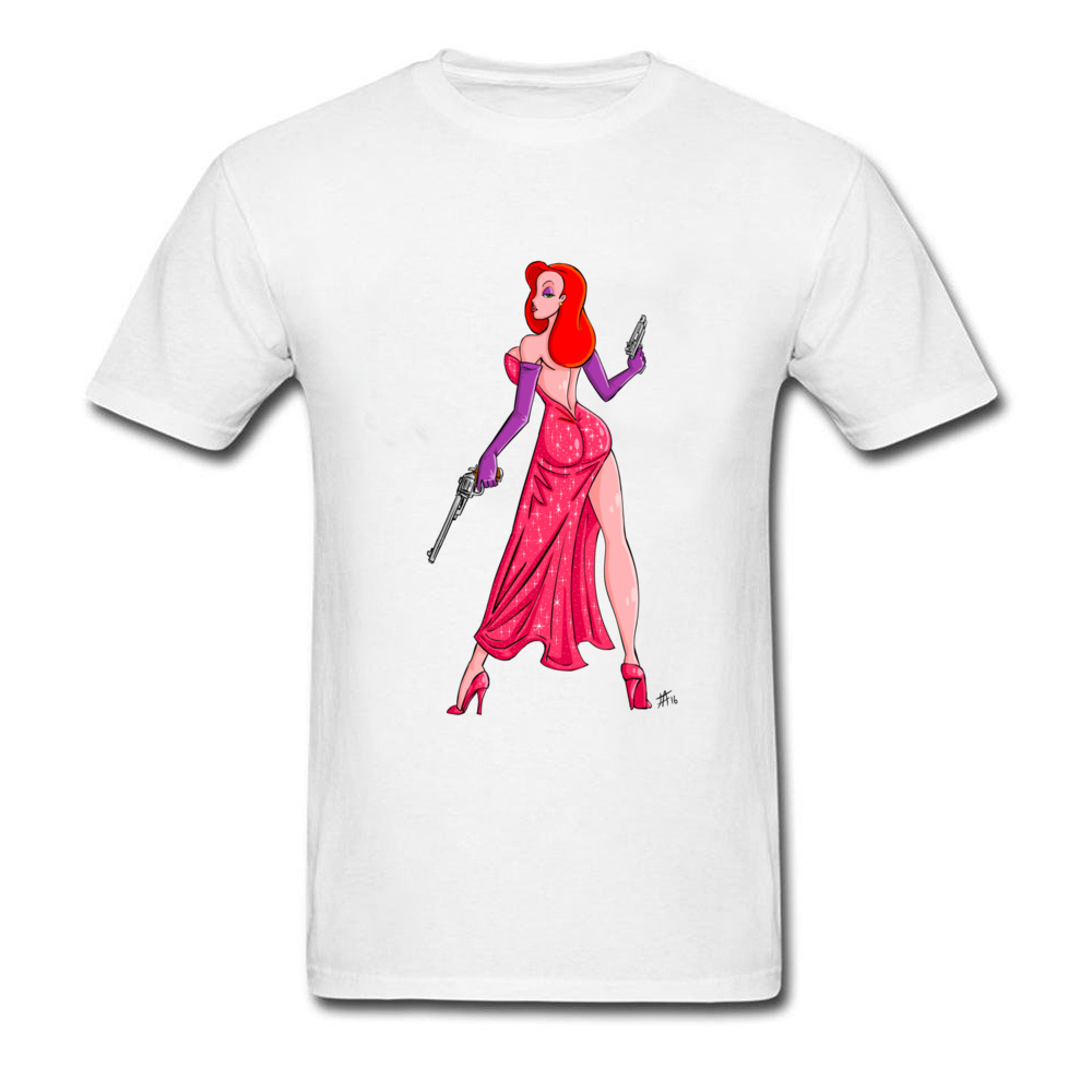 Russia Sexy Tracer Pretty Lady Warrior T-Shirts For Adult 2018 Popular Cool Fashion Pin Up T Shirt Men Sex Naked Women Tee Shirt