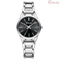 2015 New Kimio Brand Women S Quartz Watches Fashion Exquisite Metal Hollow Watchband Waterproof Luxury Ladies