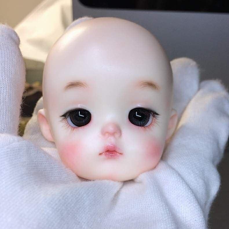 AoaoMeow bjd doll 1/8 mong aoaomeow bjd doll 1 8 smile meng