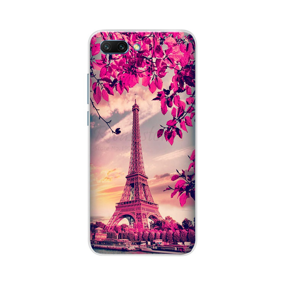 For Huawei Honor 10 Case Silicone Cover 5.84