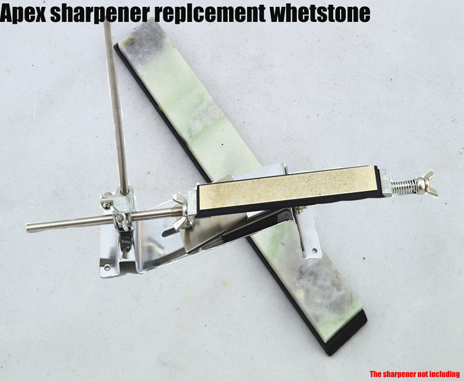 10000 Grit  Green Agate Stone Apex Sharpener Whetstone Replacement Ones ,water And Oil Stone 150*20*5mm-1piece Price