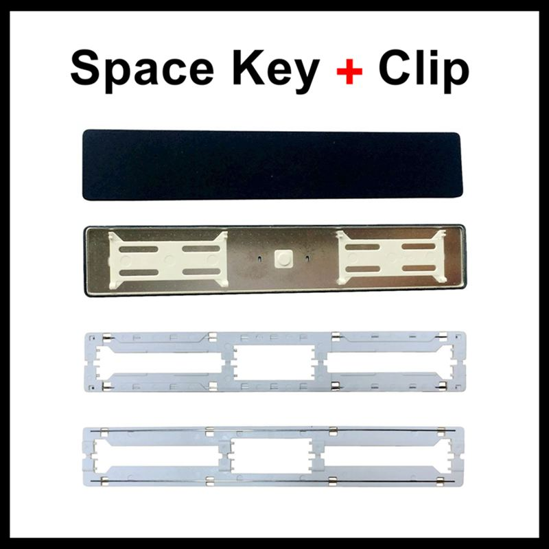 New Keyboard Space Bar Key Cap Keys Keycap & Clip Scissor Hinge For Macbook Pro Retina 13