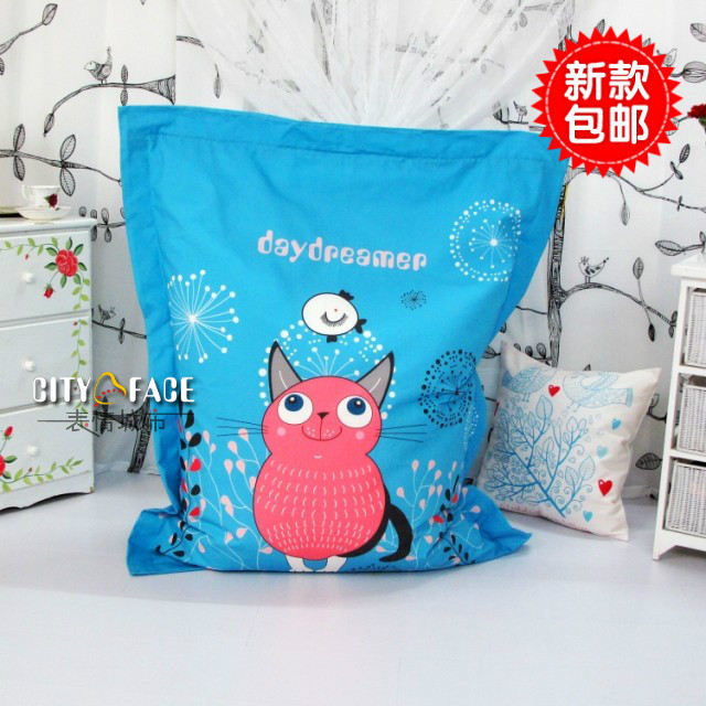 Wholesale And Retail Quality Goods Children Lounge Chair Bean Bag Sofa Covers Removable And Washable World Trip  Free Shipping aqua blue island bean bag chair outdoor sofa cover mom and children s reading book chair
