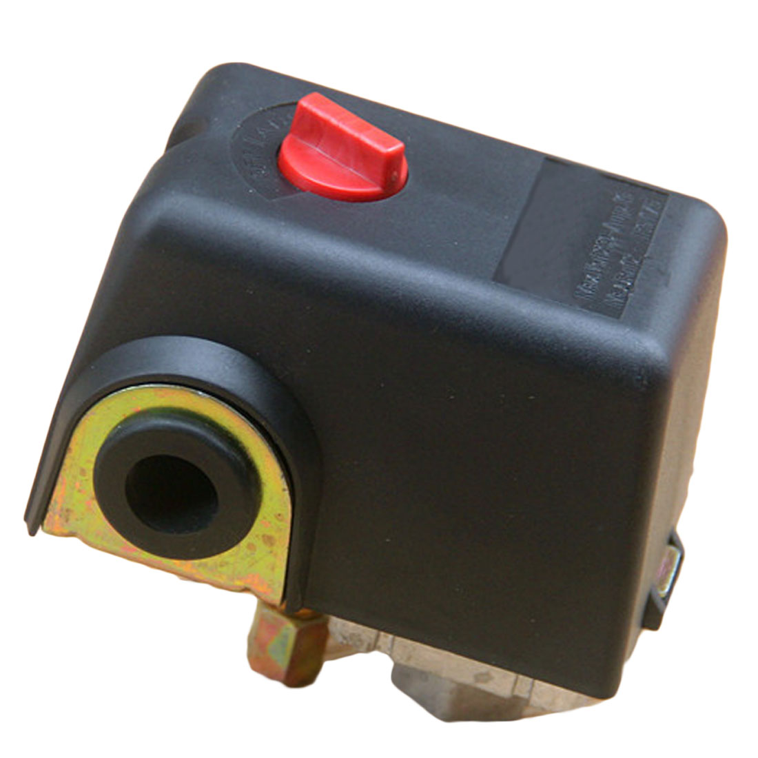 Tool Air Compressor Horizontal Single Hole Switch 220V 10A Pressure Switch For Compressor Air Compressors Switch Control Hot 24a 16a 95 125psi manual dual pressure switch control valve for air compressor