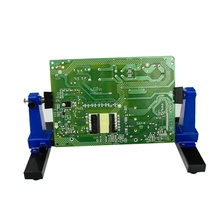 все цены на Adjustable PCB Holder Printed Circuit Board Jig Fixture Soldering Stand Clamp Repair Tool For Soldering Repair 360 Rotation онлайн