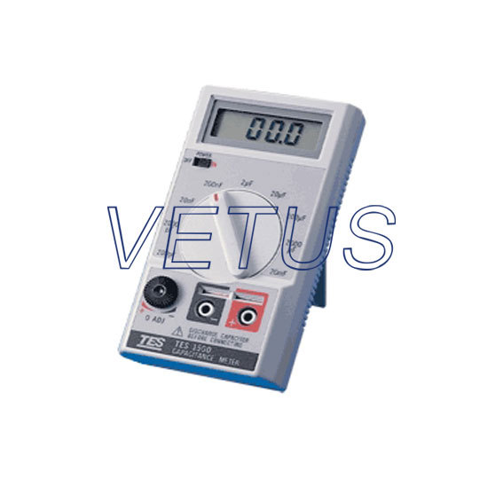 TES-1500 Dual Slop Integration digital capacitance meter краска matrix color sync 7m блондин мокка 90мл