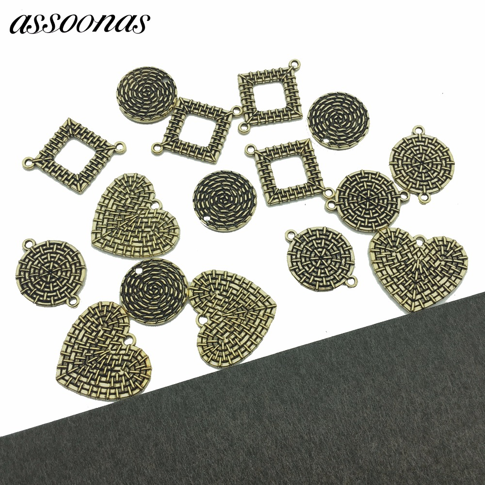 assoonas M43/jewelry accessories/jewelry findings/accessory parts/bronze fittings/jewelry findings components/DIY/embellishments