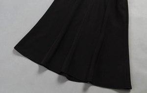 Image 5 - 공주 케이트 미들 드레스 2019 여자 드레스 오 넥 반팔 단추 인어 우아한 드레스 작업복 np0299ck