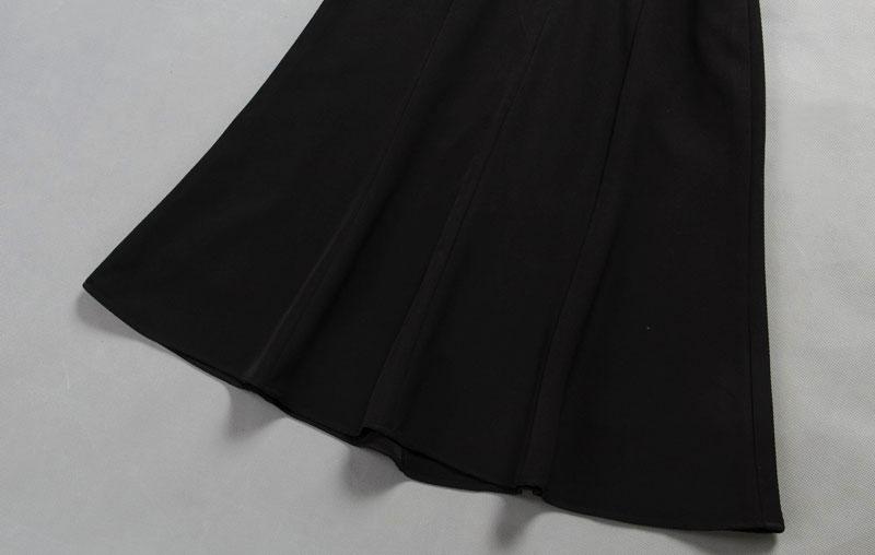 Image 5 - Princess Kate Middleton Dress 2019 Woman dress O Neck Short  Sleeve Buttons Mermaid Elegant Dresses Work Wear Clothes   NP0299CKDresses