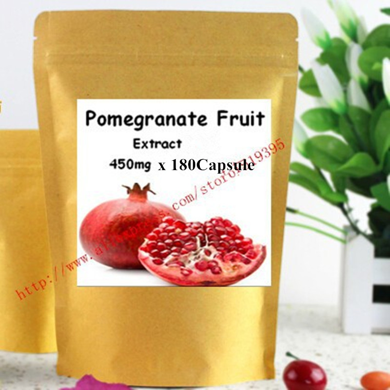 ФОТО 1Pack Pomegranate Extract 450mg x180capsule Anti ageing Antioxidant