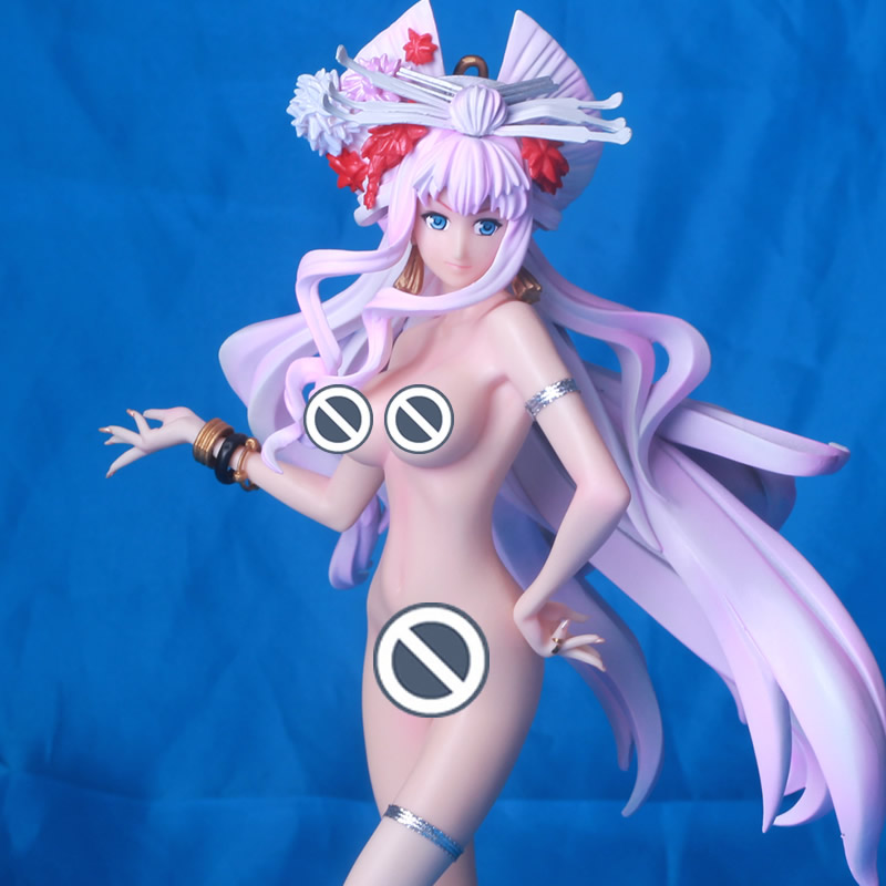 1/6 GK Resin figures Sexy Adult Action Figures Macross F The Milky Way goblin Void Diva Sheryl Collection Model toy gift GK012 free dhl ems anime monobeno sexy lovely girl figures sex naked swimsuit 1 6 gk resin figure collection model toys adult gift