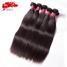 "Wholesale brazilian virgin hair straight hair extension free shipping 10pcs lot 8"" to 40"" in stock cheap human hair(China (Mainland))"