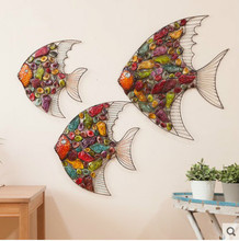 Fish Decor For Walls decorative fish wall hanging online shopping-the world largest