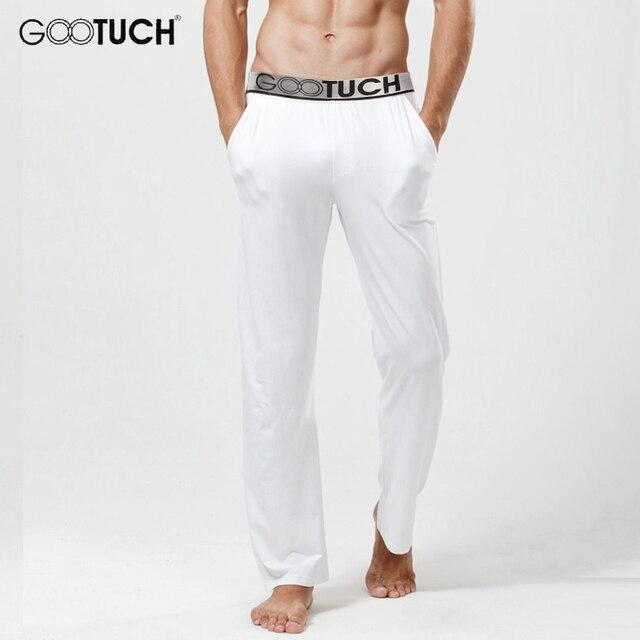 Plus Size Heren Slapen Bodems Pyjama Voor Mannen Lounge Wear Broek Comfortabele Mannelijke Homewear Ondergoed Nachtkleding Zachte Pyjamas 3007