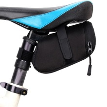 Waterproof Saddle Bag Mountain Bike Pouchs Road Bicycle Back Seat Tail Package Outdoor Cycling Mini Saddle Seatpost Bag цена 2017