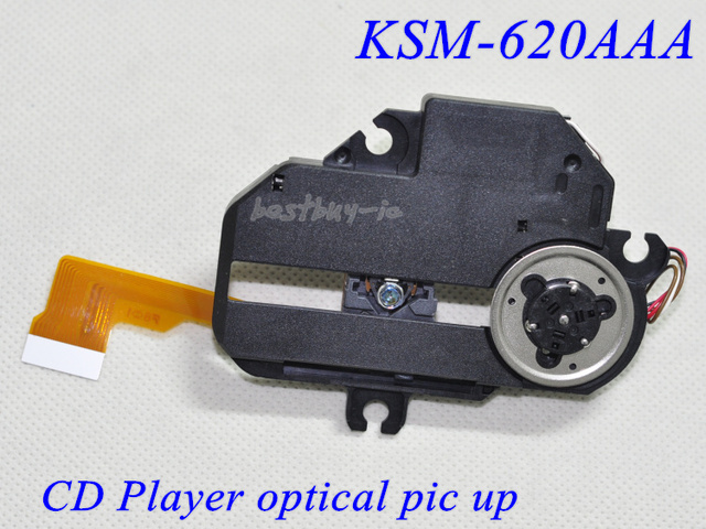 Optical pick up KSM-620AAA for VCD laser head (KSS-620A MECHANISM 620AAA / KSM620AAA)
