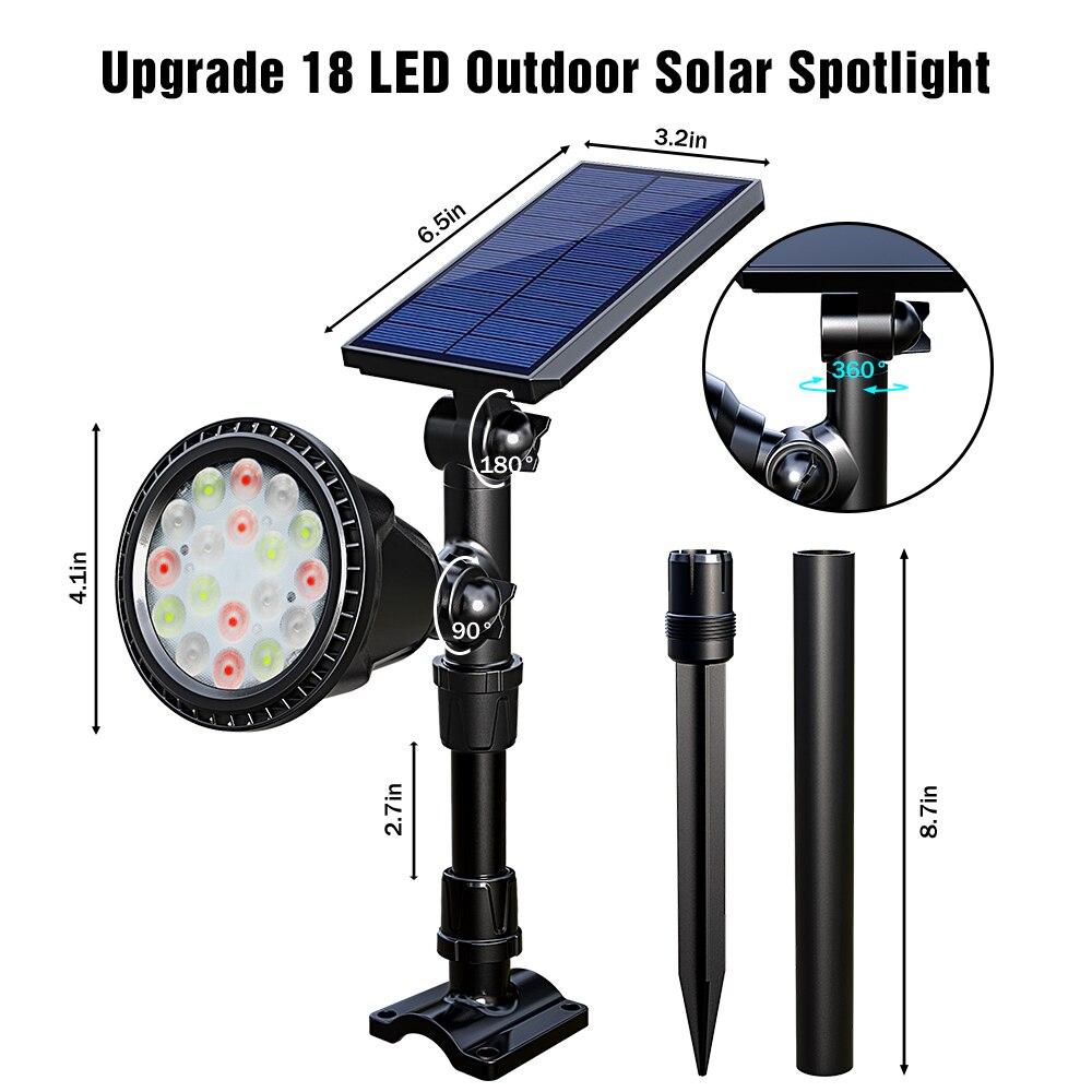 dbf movido a energia solar 18 led 02