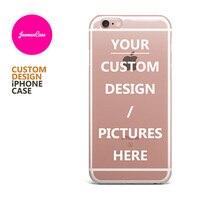Personalized Custom Design DIY Silicone Case For IPhone 6 6S 6 Plus 6S Plus 5 5S