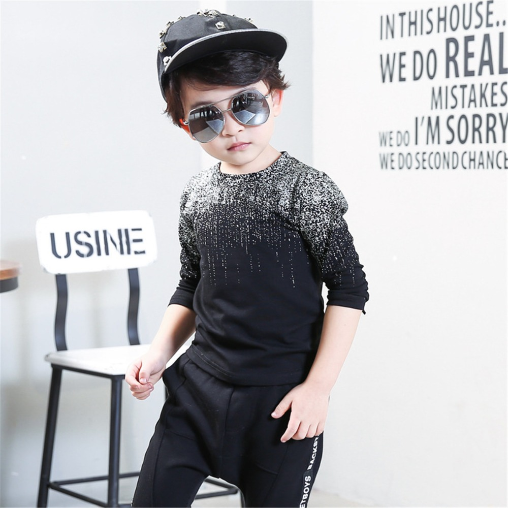 Hoodies Sweatshirts Children Sweater Clothes Outwear T Shirt Cotton Leg Warmers Thick Kid Casual Costume Clothing boys jacket