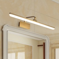 Bright American Style LED Toilet Bathroom Mirror Light Front Make Up Bedroom Hallway Vanity Wall Lamp