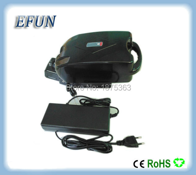 High perfermance BMS  protected 36V 15ah 500w frog  s amsung battery pack + charger free shipping 48v 15ah battery pack lithium ion motor bike electric 48v scooters with 30a bms 2a charger