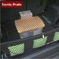 Car Stowing Tidying Mesh String Bag For Toyota Land Cruiser Prado Accessories FJ 150 2700/4000  2010-2014