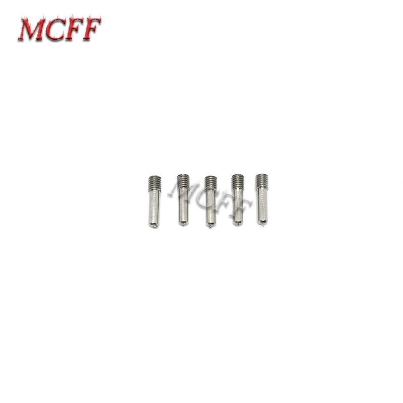 Image 2 - M3 M4 2.5mm*11.5mm Transmission Shaft Joint Axial Machine Screw Drive Shaft Joint for RC Car Boats Model Fasteners Accessories-in Parts & Accessories from Toys & Hobbies