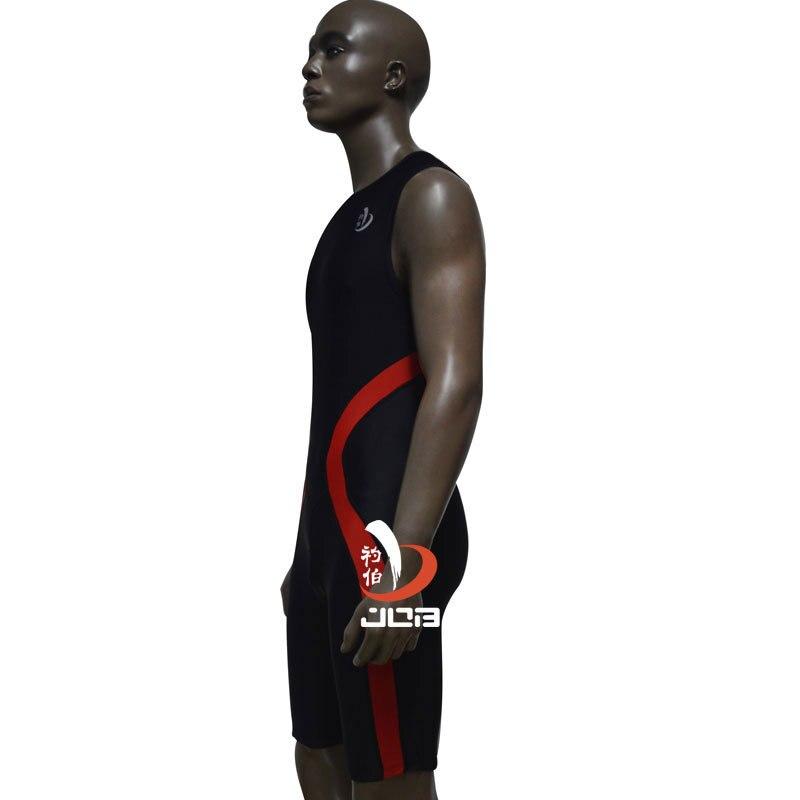 Topdan Qadın Dəmirman Triatlon Yastıqlı Tri Suit Velosiped - İdman geyimləri və aksesuarları - Fotoqrafiya 2