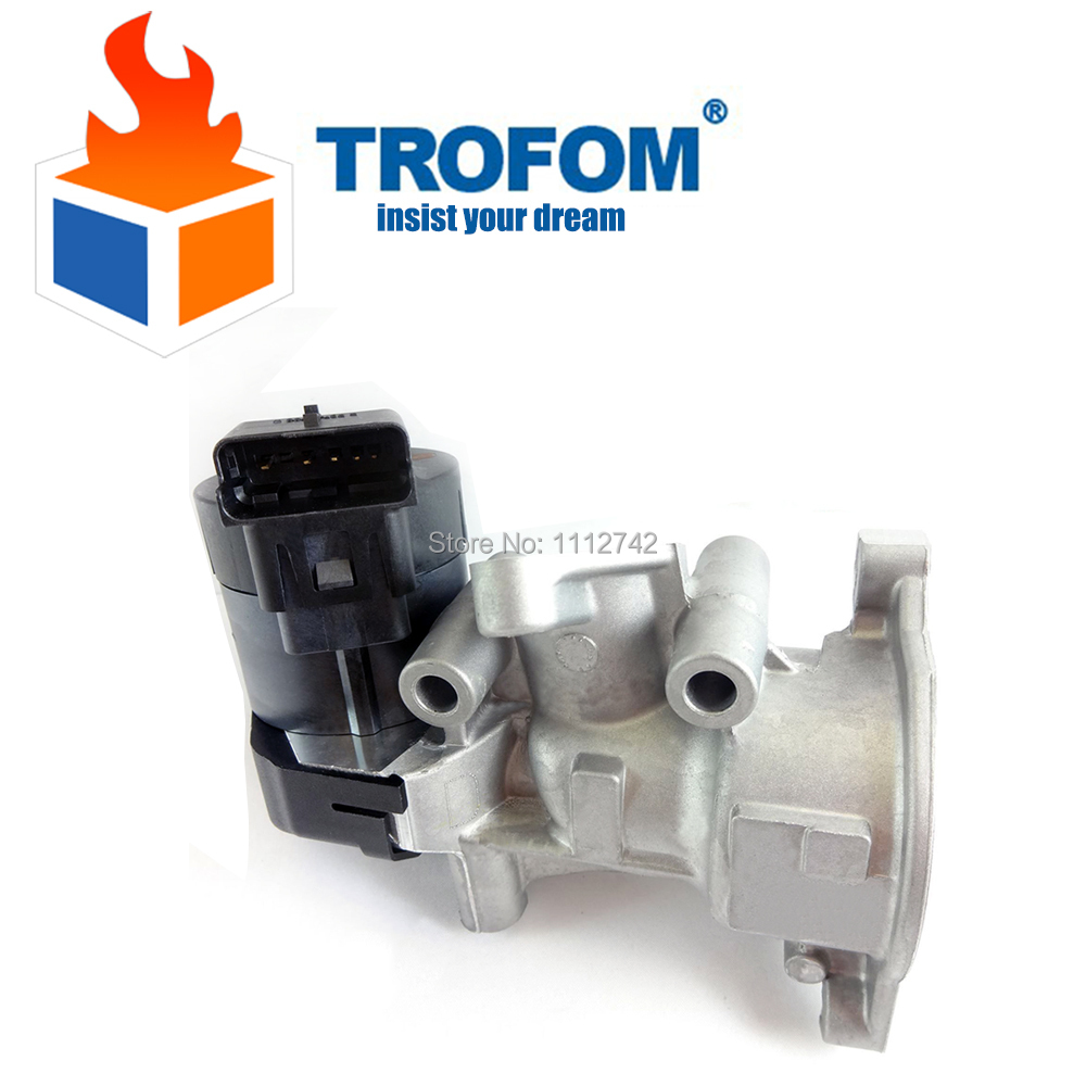 EGR VALVE FOR Ford Fiat Scudo Ulysse Volvo C30 C70 S40 V40 V50 V70 Lancia Phedra 2.0 161831 1231964 1436390 1618GZ 1618S8 new egr valve exhaust gas recirculation oe no 1618gz 161831 1618s8 71793028 71793404 for citroen fiat ford peugeot volvo