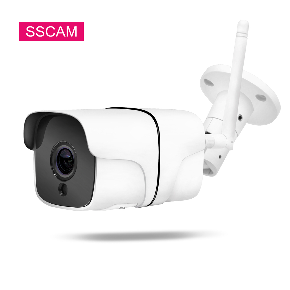 Full HD 2MP Wifi <font><b>IP</b></font> Camera Outdoor Two Way Audio P2P Remote View iCSee Wireless Live Video Surveillance CCTV Camera Waterproof image