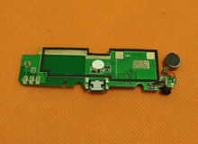 Used Original USB Plug Charge Board For UMI Cross MTK6589T Quad Core 6.44″ FHD 1920×1080 free shipping