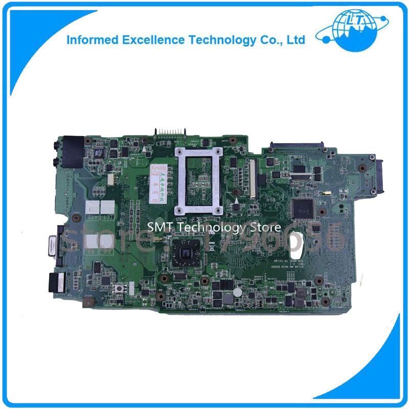 ФОТО Hot selling For ASUS K70AE K70AF K70AC K51Ac K51AE K51AB K70AB motherboard 100% Original laptop mainboard free shipping