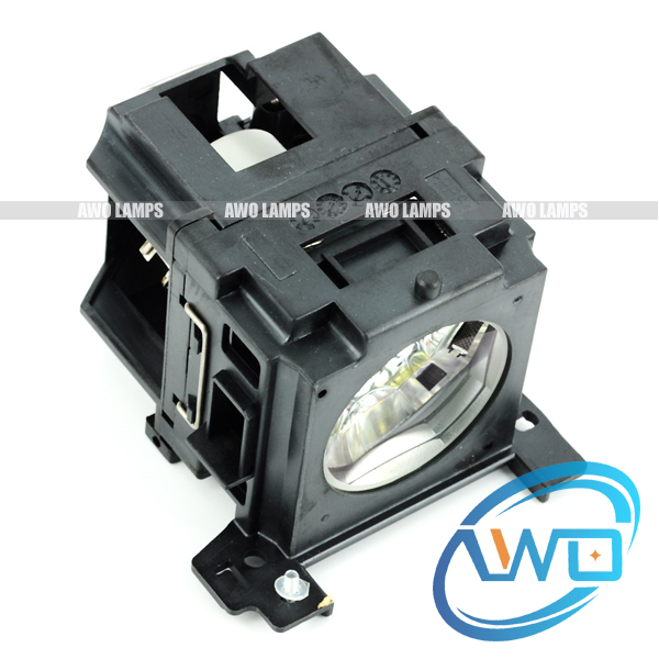 RLC-013 compatible lamp with housing for VIEWSONIC PJ656,PJ656D